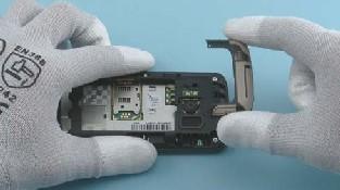 Как разобрать телефон Nokia C6-01 (9)