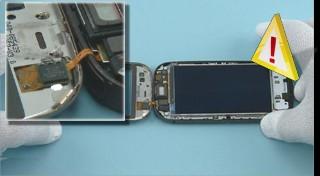Как разобрать телефон Nokia C7-00 (12)