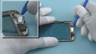 Как разобрать телефон Nokia C6-01 (26)
