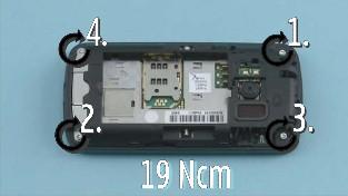 Как разобрать телефон Nokia C6-01 (42)