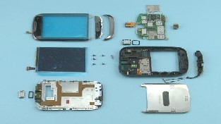 Как разобрать телефон Nokia C7-00 (42)