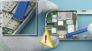 Как разобрать телефон Nokia C7-00 (59)