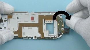 Как разобрать телефон Nokia C7-00 (72)