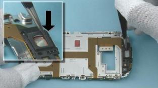 Как разобрать телефон Nokia C7-00 (74)