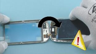 Как разобрать телефон Nokia C7-00 (81)