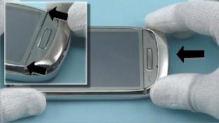Как разобрать телефон Nokia C7-00 (87)