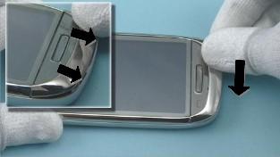 Как разобрать телефон Nokia C7-00 (88)