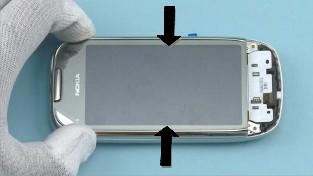Как разобрать телефон Nokia C7-00