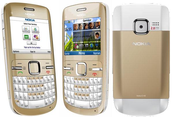 Сотовые телефоны nokia c3 цены выбрать и