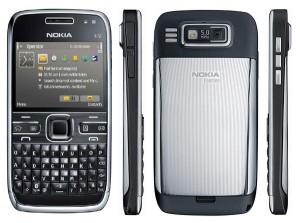 Как разобрать телефон Nokia E72