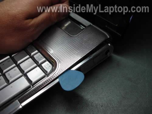 Как разобрать ноутбук HP Pavilion dv7 (8)