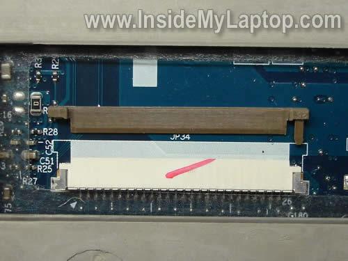 Как разобрать ноутбук HP Pavilion dv7 (15)
