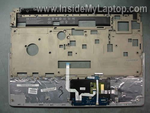 Как разобрать ноутбук HP Pavilion dv7 (24)