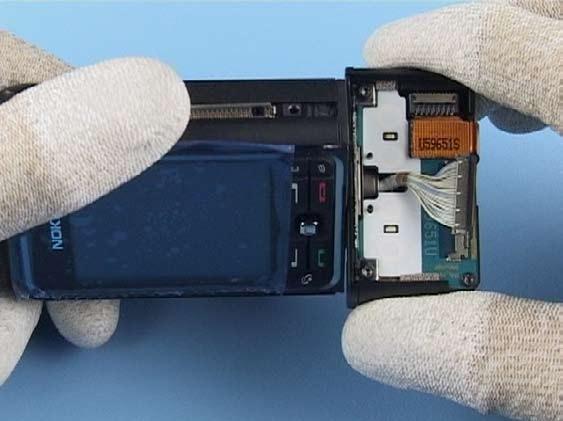 телефон Nokia 3250 (85)