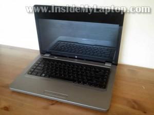 Как разобрать ноутбук HP G62 или Compaq Presario CQ62 (1)