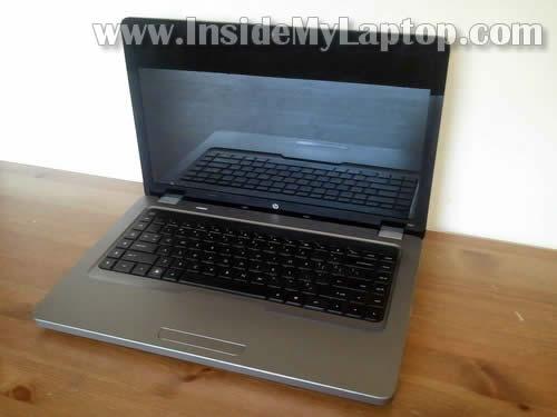 Как заменить экран на ноутбуке HP G62 или Compaq Presario CQ62