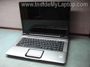 Как разобрать ноутбуки HP Pavilion dv6500, dv6600, dv6700, dv6800 (1)