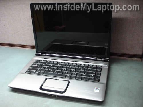 Как разобрать ноутбуки HP Pavilion dv6500, dv6600, dv6700, dv6800