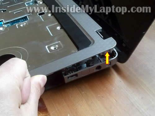 Как разобрать ноутбук HP G62 или Compaq Presario CQ62 (18)