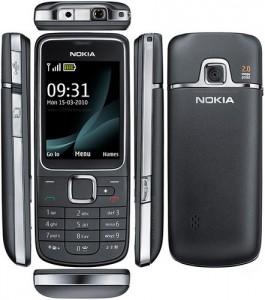 Как разобрать телефон Nokia 2710