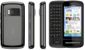 Как разобрать телефон Nokia C6-01