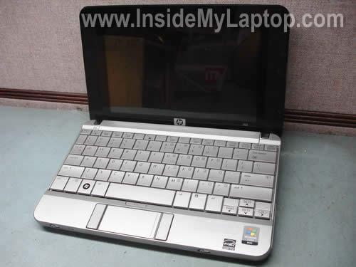 Как разобрать нетбук HP 2133 Mini-Note