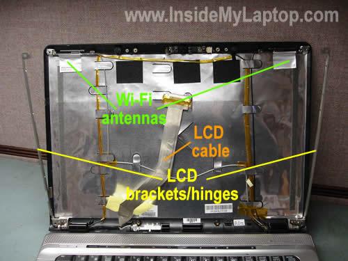 и инвертор на ноутбуке HP