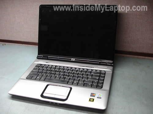 Как разобрать ноутбук HP Pavilion dv6000 (1)