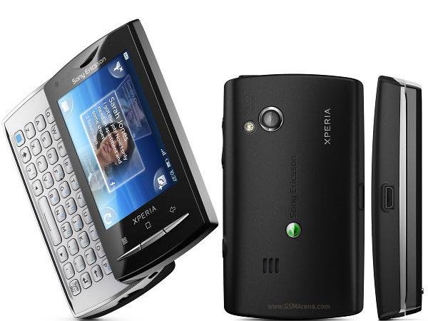 Как разобрать телефон Sony Ericsson Xperia X10 Mini (1)