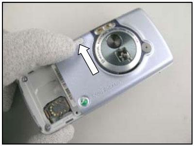Как собрать телефон Sony Ericsson D750i/K758c/W800/W700 после замены деталей (90)