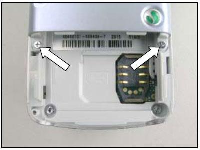 Как собрать телефон Sony Ericsson D750i/K758c/W800/W700 после замены деталей (89)