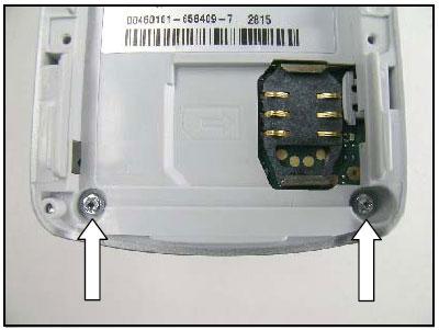 Как разобрать телефон Sony Ericsson D750i/K758c/W800/W700 (18)