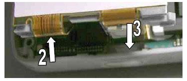 Как собрать телефон Sony Ericsson D750i/K758c/W800/W700 после замены деталей (70)