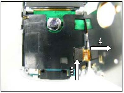 Как собрать телефон Sony Ericsson D750i/K758c/W800/W700 после замены деталей (68)