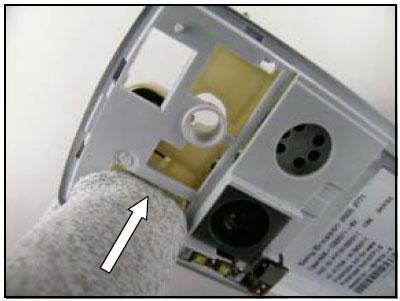 Как разобрать телефон Sony Ericsson D750i/K758c/W800/W700 (67)