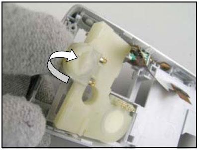 Как разобрать телефон Sony Ericsson D750i/K758c/W800/W700 (68)