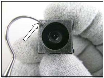 Как собрать телефон Sony Ericsson D750i/K758c/W800/W700 после замены деталей (25)