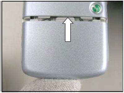 Как собрать телефон Sony Ericsson D750i/K758c/W800/W700 после замены деталей (97)