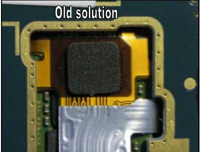 Как разобрать телефон Sony Ericsson D750i/K758c/W800/W700 (85)