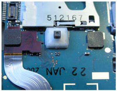 Как собрать телефон Sony Ericsson D750i/K758c/W800/W700 после замены деталей