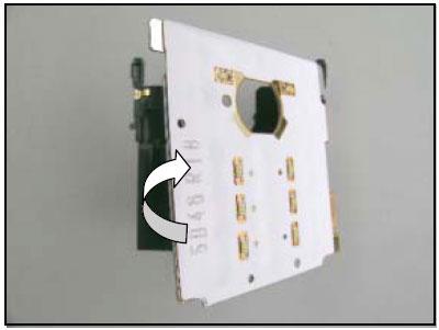 Как разобрать телефон Sony Ericsson D750i/K758c/W800/W700 (92)