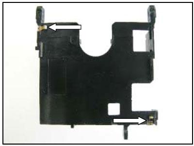 Как разобрать телефон Sony Ericsson D750i/K758c/W800/W700 (95)