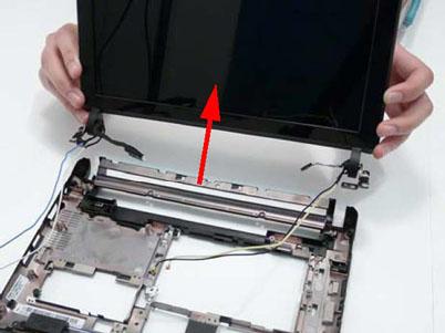 Как разобрать ноутбук Packard Bell dot s (93)