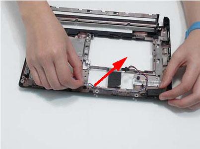 Как разобрать ноутбук Packard Bell dot s (96)