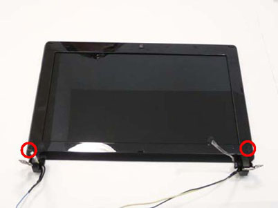 Как разобрать ноутбук Packard Bell dot s (97)