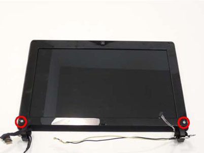 Как разобрать ноутбук Packard Bell dot s (98)