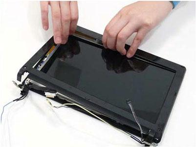 Как разобрать ноутбук Packard Bell dot s (101)