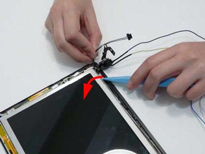 Как разобрать ноутбук Packard Bell dot s (105)