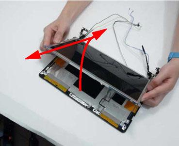 Как разобрать ноутбук Packard Bell dot s (107)