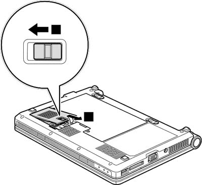 Как разобрать ноутбук Lenovo IdeaPad S9e/S10e/S10 (13)